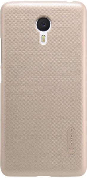 Nillkin Super Frosted Shield Meizu M3 Note Gold - фото