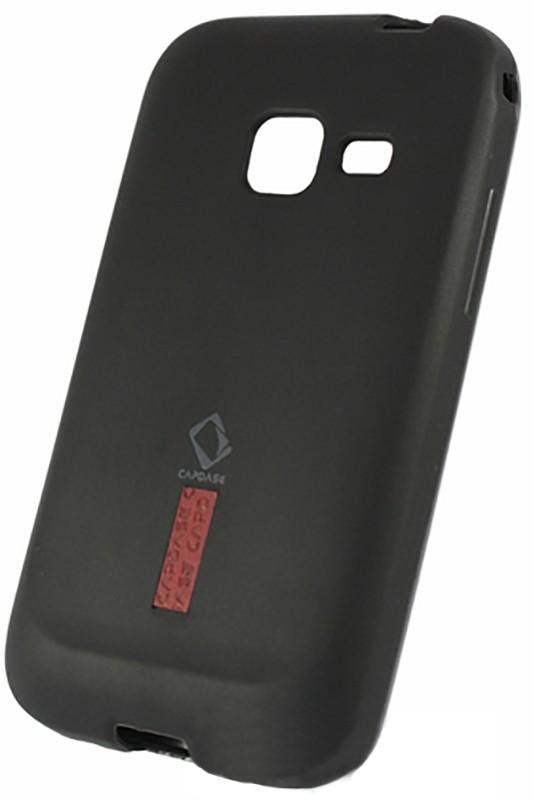Чехол-накладка Capdase Soft Jacket2 XPOSE для Samsung S6802 Black - Фото 1