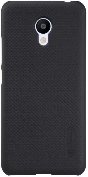 Nillkin Super Frosted Shield Meizu M3 Note Black - фото