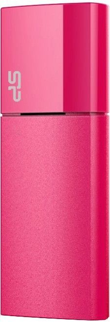 USB Flash Silicon Power Ultima U05 16Gb Peach - Фото 1