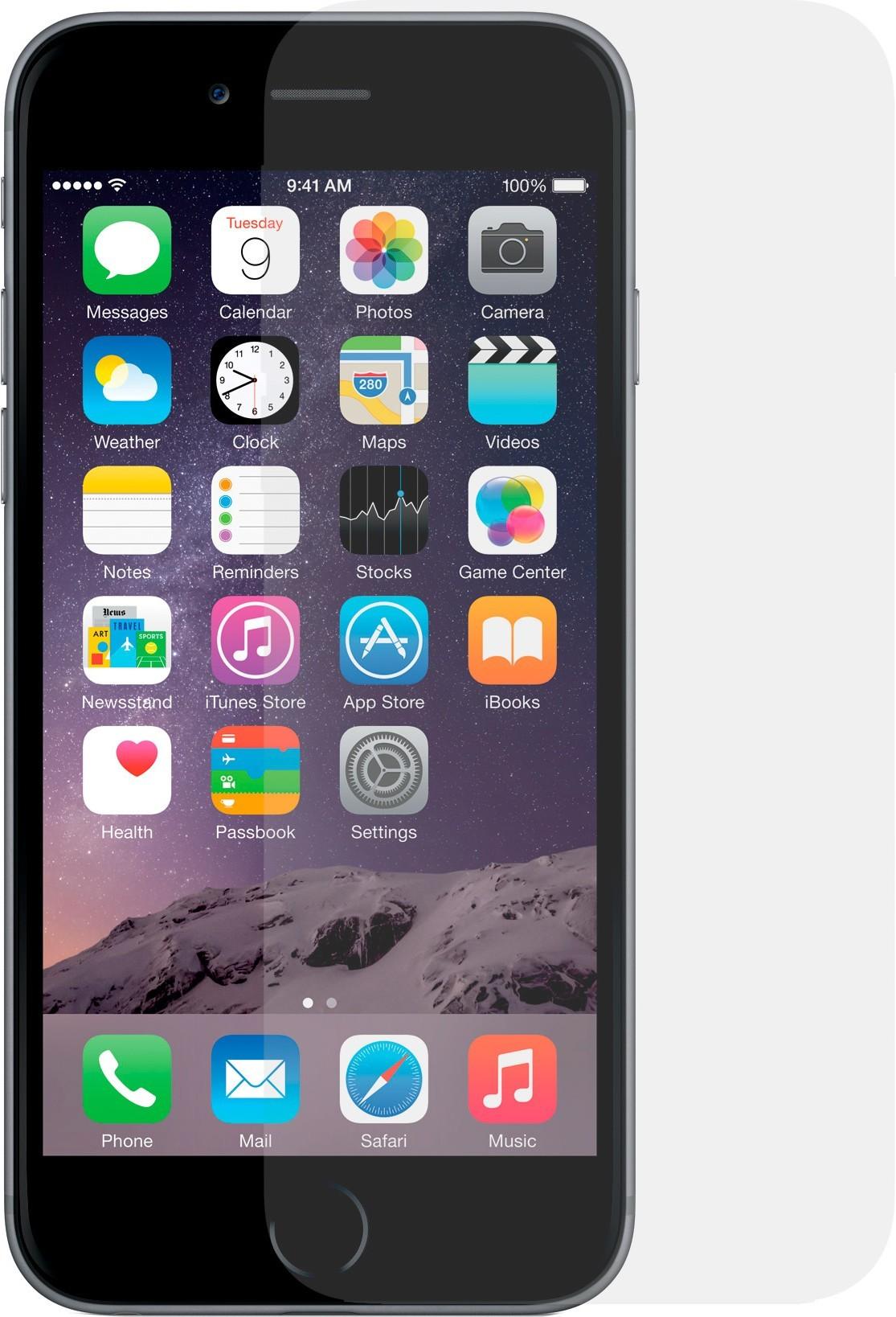 Защитная пленка JUST matte для iPhone 6/6S - Фото 1