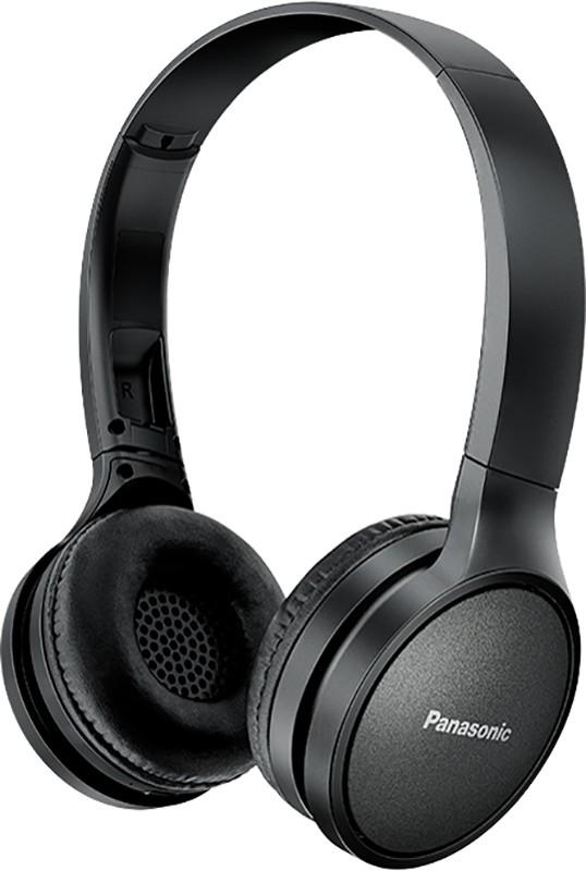 Купить Наушники и гарнитуры, Panasonic RP-HF410BGC-K Black