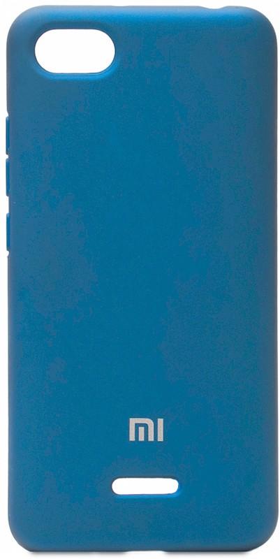 Чехлы для телефонов, TOTO Silicone Case Xiaomi Redmi 6A Navy Blue  - купить со скидкой