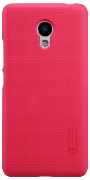 Nillkin Super Frosted Shield Meizu M3S Red - фото