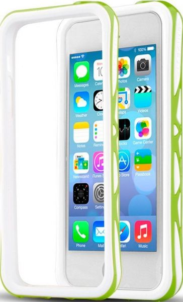 itSkins Venum для iPhone 5C Green - фото