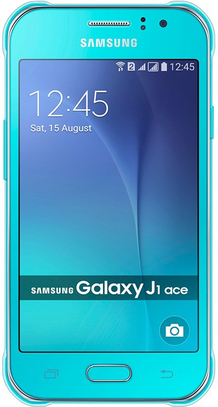Смартфон Samsung Galaxy J1 Ace J110H/DS Blue - Фото 1