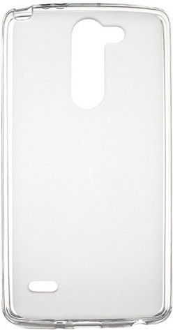 Чехол-накладка Drobak Elastic PU для LG G2 mini D618 White\Clear - Фото №2