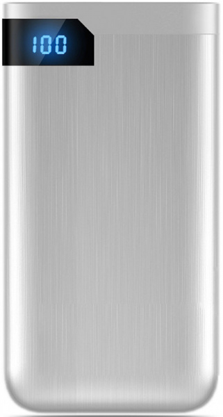 Cager S55 Power Bank 5000 mAh Li-Polimer Silver - фото