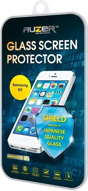 Защитное стекло Auzer Защитная стекло для Samsung Galaxy S5 - Фото 1