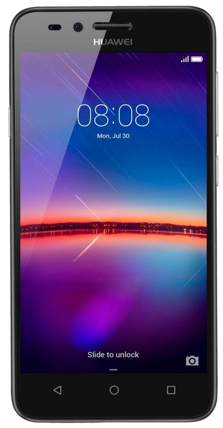 Смартфон Huawei Y3 II Obsidian Black - Фото 1