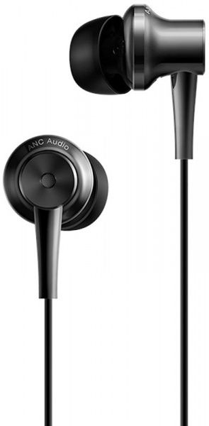 Xiaomi Mi ANC & Type-C In-Ear Earphones Black - фото