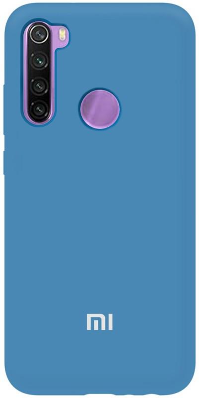 Купить Чехлы для телефонов, TOTO Silicone Full Protection Case Xiaomi Redmi Note 8 Navy Blue