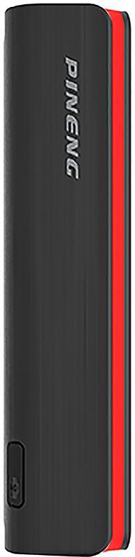 Купить Портативные батареи, Pineng PN-922 Power bank 2500mAh Black