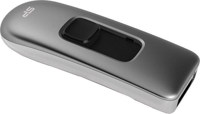 USB Flash Silicon Power Marvel M70 64Gb USB 3.0 Silver - Фото 1