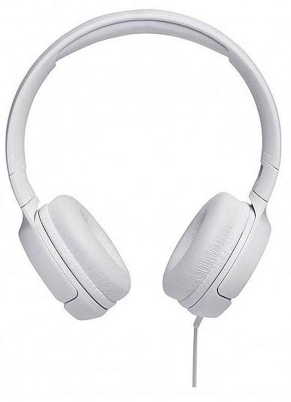 JBL T500 White (JBLT500WHT)