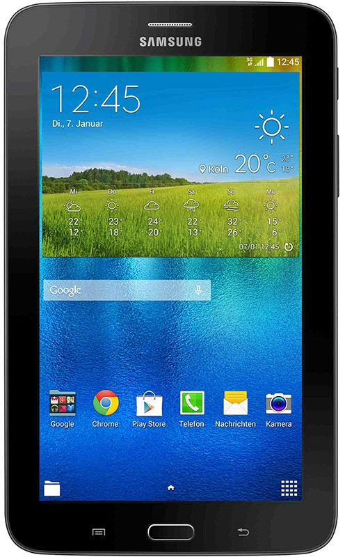 Планшет Samsung Galaxy Tab Lite 3 7.0 T116N 3G VE 8Gb Black - Фото 1