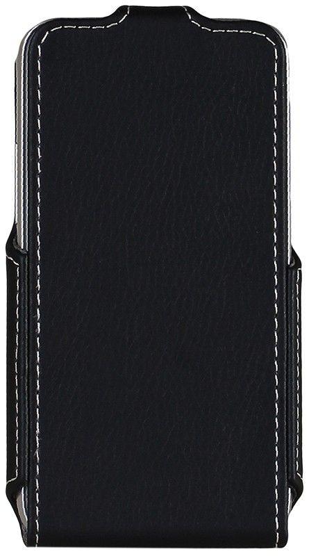 Чехол-флип RedPoint Flip Case для Samsung Galaxy J1 J120/DS Black - Фото 1