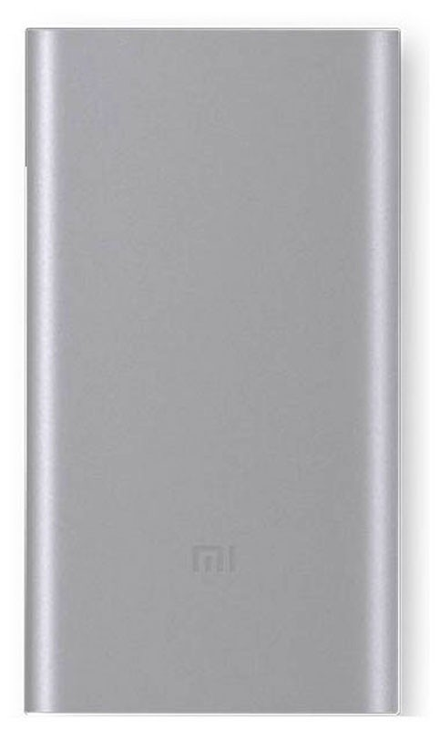 Портативная батарея Xiaomi Mi Power Bank 2 10000mAh Silver - Фото 1