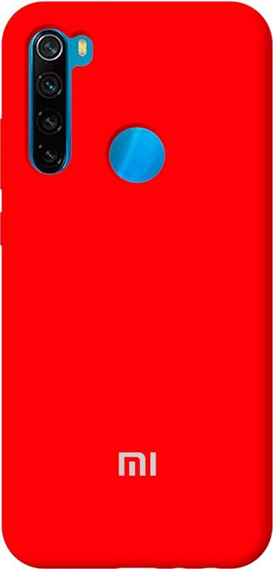 Купить Чехлы для телефонов, TOTO Silicone Full Protection Case Xiaomi Redmi Note 8T Red