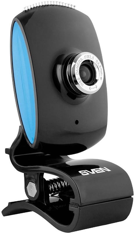 Web-камера Sven IC-350 Black Blue - Фото 1