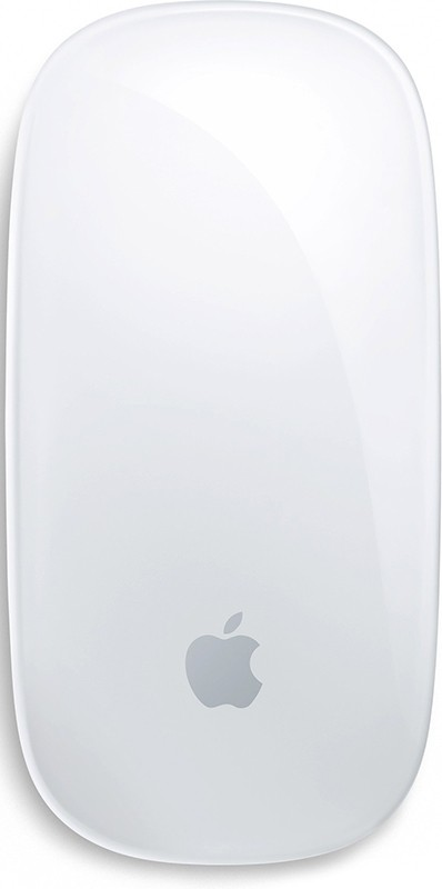 Мышь Apple Magic Mouse Bluetooth White (MB829) - Фото 1