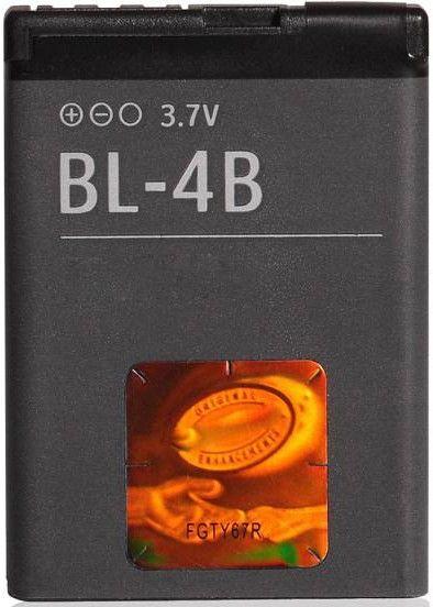 Аккумулятор Nokia (BL-4B) - Фото 1