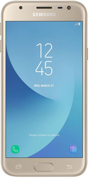 Samsung Galaxy J3 J330F Gold - фото