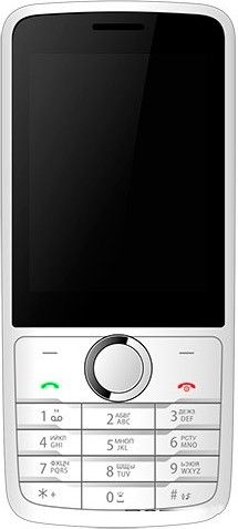 Мобильный телефон Bravis Major White - Фото 1
