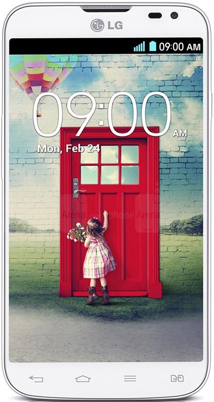 Смартфон LG L70 Dual D325 White - Фото 1