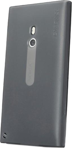 Чехол-накладка Capdase Soft Jacket Xpose для Nokia Lumia 800 Black - Фото 1