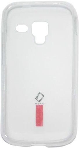 Чехол-накладка Capdase Soft Jacket2 XPOSE для Samsung I8160 White - Фото 1