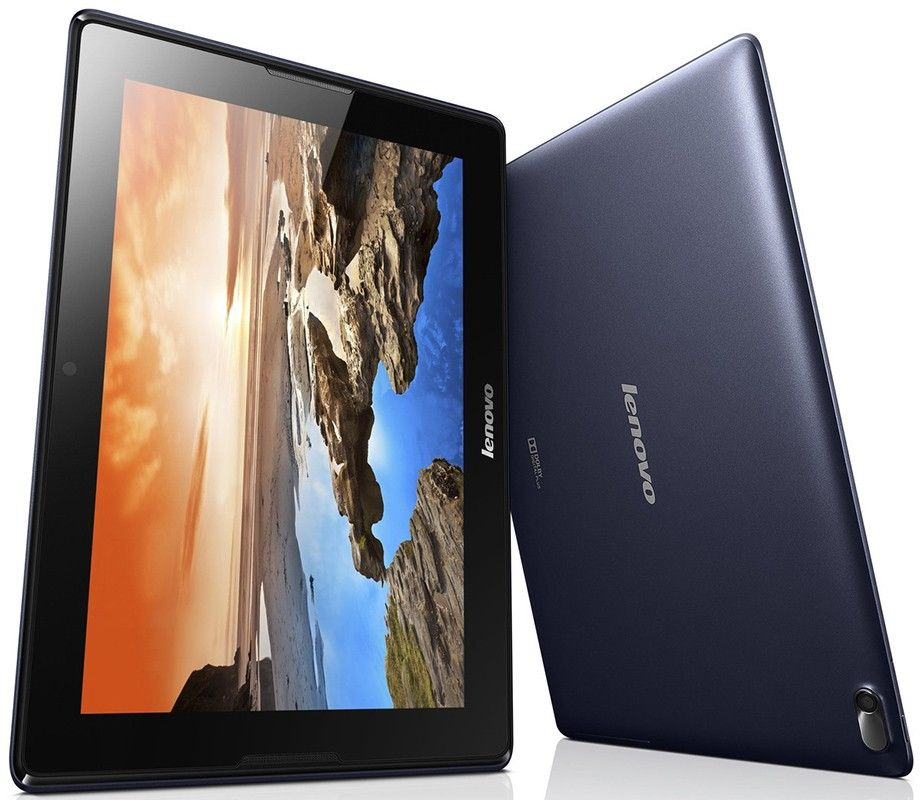 Планшет Lenovo IdeaTab A7600 16GB Navy Blue - Фото №2