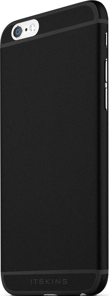Чехол-накладка itSkins ZERO 360 для iPhone 6 Plus/6S Plus Black - Фото 1