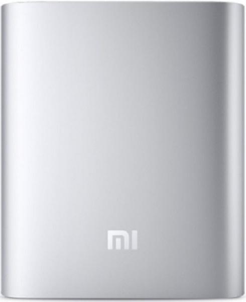 Xiaomi Mi Power Bank 10000mAh Silver - фото