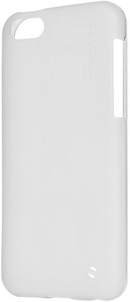 Capdase Soft Jacket для iPhone 5C white - фото