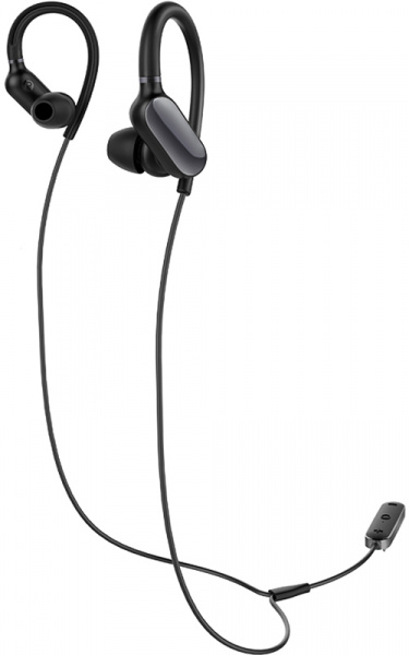 Xiaomi Mi Sports Bluetooth Earphone Mini Black - фото