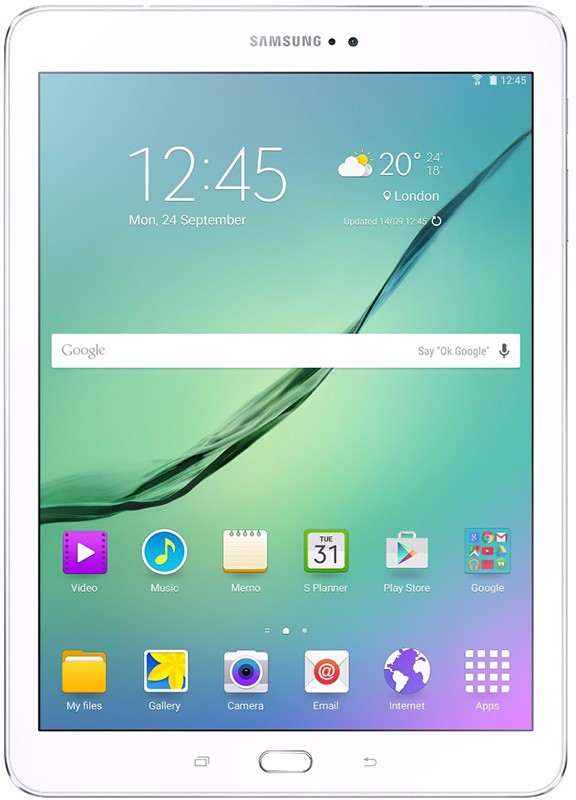 Планшет Samsung Galaxy Tab S2 9.7 T810 32GB Wi-Fi White - Фото 1