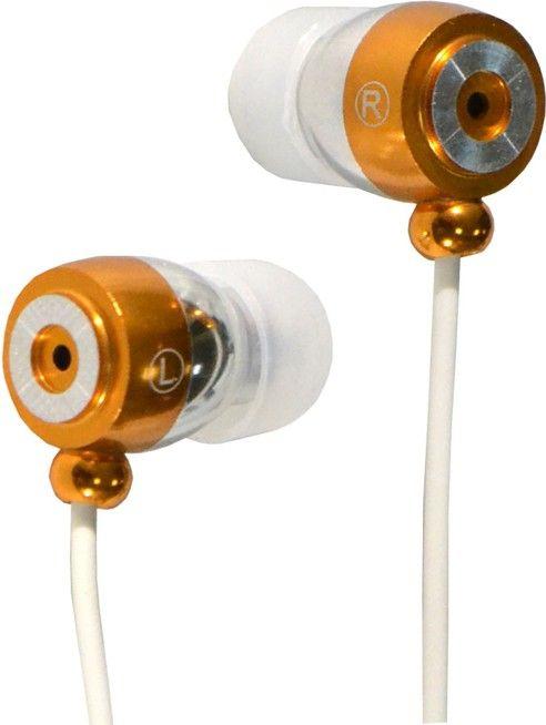 Наушники Smartfotec SE-107 Orange - Фото 1
