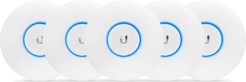 Купить Wi-Fi маршрутизаторы и точки доступа, Ubiquiti Unifi AC Lite AP 5 pack (UAP-AC-LITE-5)