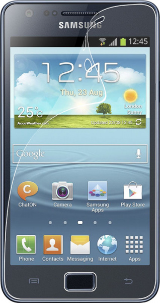 Umax Samsung Galaxy SII Plus I9105 clear