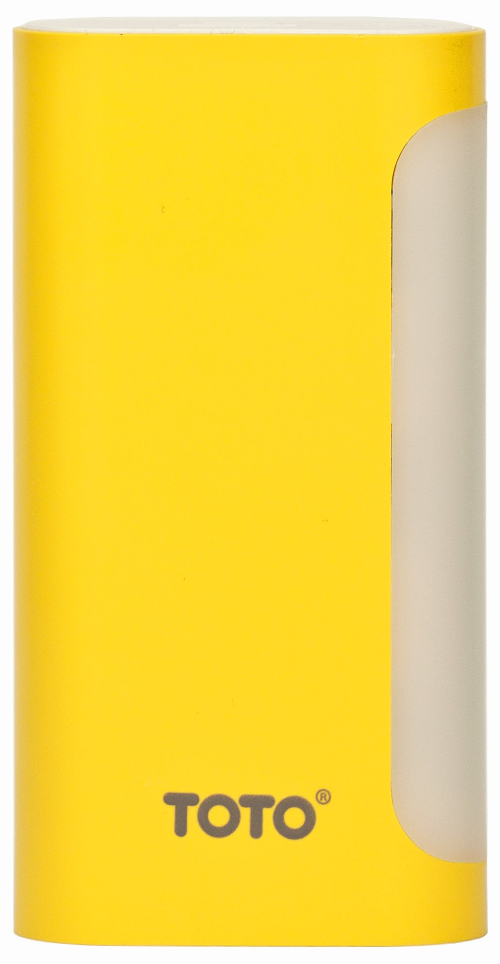 Портативная батарея TOTO TBG-49 Power Bank 5000 mAh 1USB 1A Li-Ion Yellow - Фото 1