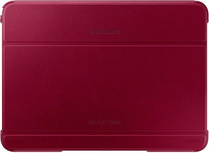 Чехол-книжка Tucano Riga Galaxy Tab 4 10.1 T530 Red - Фото 1