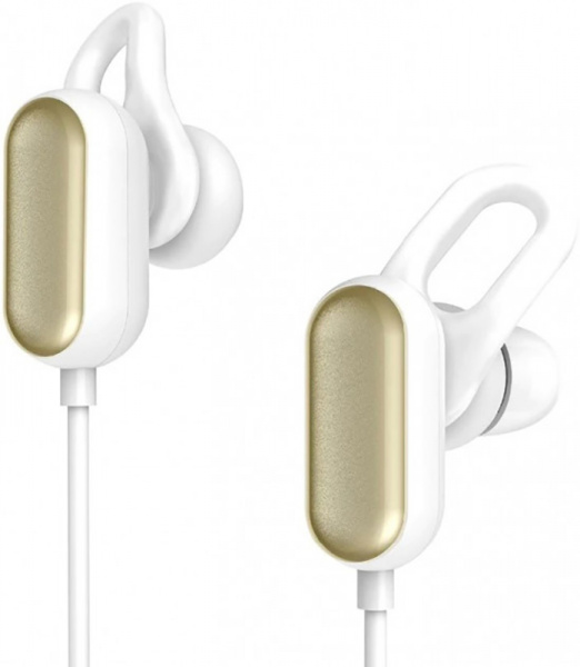 Xiaomi Mi Sports Bluetooth Earphone Youth Edition White - фото