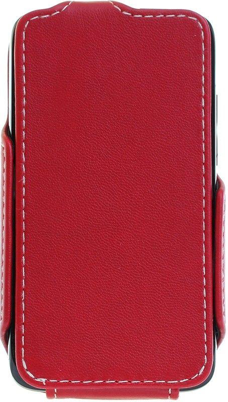Чехол-флип RedPoint Flip Case для Lenovo А316 Красный - Фото 1