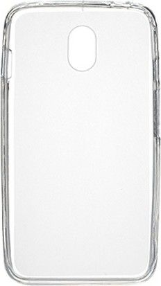 Чехол-накладка Drobak Elastic PU для HTC Desire 210 Dual Sim White\Clear - Фото №2