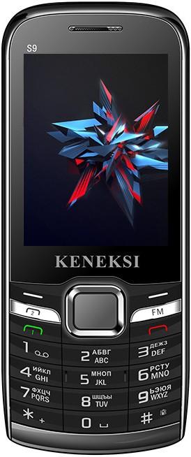 Мобильный телефон Keneksi S9 Black - Фото 1