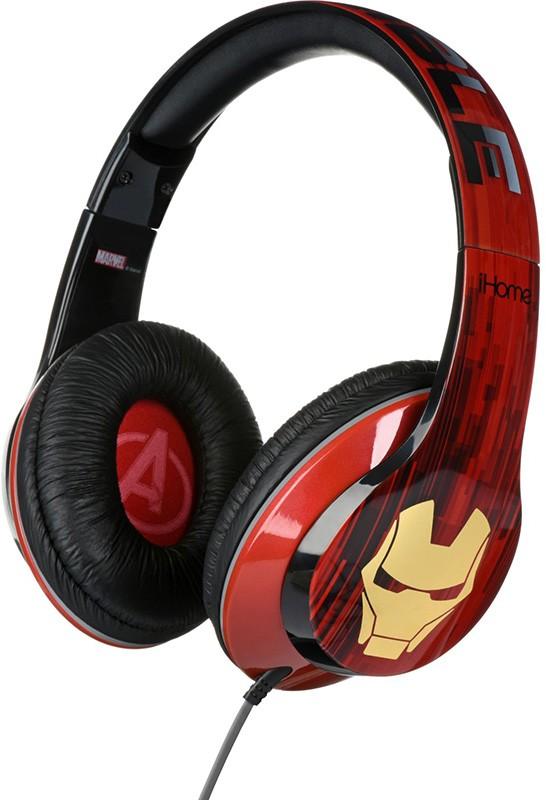 Купить Наушники и гарнитуры, eKids Marvel IronMan Mic (VI-M40IM.FXV2)