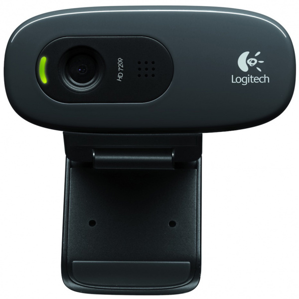Logitech HD Webcam C270 - фото