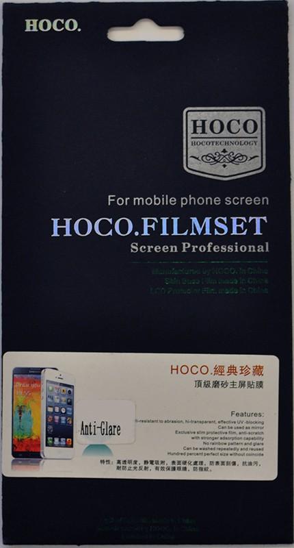 Защитная пленка HOCO матовая Sony LT26w/Xperia Arco S - Фото 1