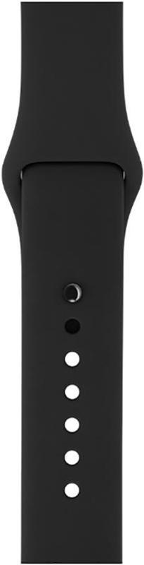 Apple Watch 44mm Sport Band - Black (MTPL2)